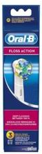 Oral-B Vaihtoharjat Floss Action 3 kpl