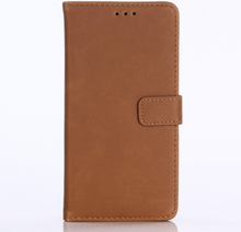 Huawei P20 Lite Retro Plånboksfodral - Brun