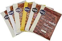 GU Energy Stroop Wafel Test Package 16x30g 5 Varieties 2020 Näringstillskott & Paket