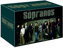 The Sopranos - The Complete Series (28 disc)