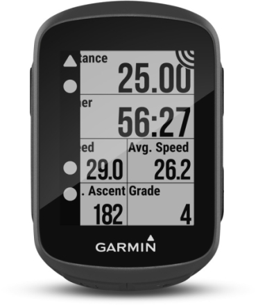 Garmin Edge 130 Navigationsudstyr sort 2018 GPS apparater