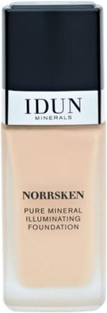 IDUN Minerals Norrsken Ingrid Flytande Foundation