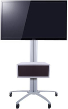 M Public Display Stand MediaBox1 White