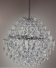 Kattovalaisin Kristallikruunu 60 x 60 cm