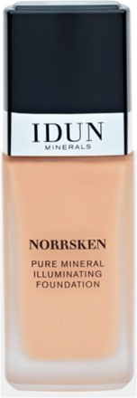 IDUN Minerals Norrsken Ylva Flytande Foundation