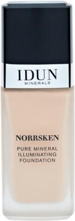 IDUN Minerals Norrsken Saga Flytande Foundation