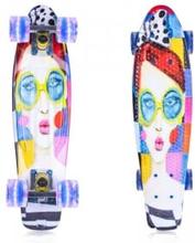 Pennyboard Face 22, ArtFish