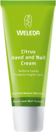 Weleda Citrus Hand & Nail Cream, 50 ml