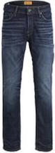 JACK & JONES Tim Original Jj 119 Slim Fit-jeans Man Blå