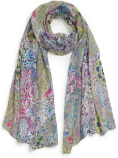 Tørklæde Fra Peter Hahn multicolor