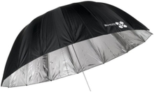 Quadralite Space 185 Parabolic umbrella Silver