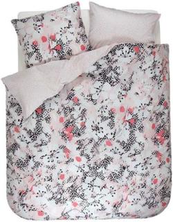 Esprit Sengesæt - 140x220 cm - Esprit Puako pink sengetøj