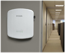 D-Link Wireless AC1750 Simultaneous Dual-Band PoE Access Point- 1750Mbps Wireless LAN Indoor Access