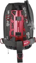 Mares XR Red Devil Single Backmount Set