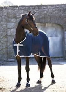 Svettäcke Horseware Amigo Net Cooler, Marin