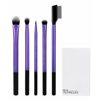 Real Techniques Enhanced Eye Brush Set 6 kpl