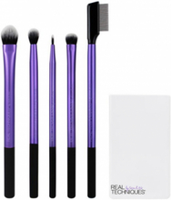 Real Techniques Enhanced Eye Brush Set 6 kpl