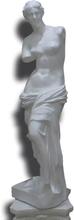 Steve Art Gallery Venus i vit, 67x20x19 cm i vit