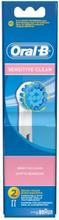 Oral-B Vaihtoharja Sensitive 3, 2 kpl