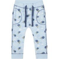 NAME IT Baby Printed Trousers Man Blå