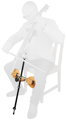 sbip Cello Endpin with Knee Support