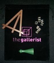 The Gallerist: Expansion Pack #1 - Lautapeli