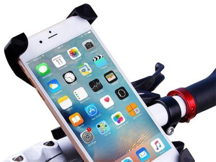 Uniwersalny uchwyt rowerowy 360º do telefonu CH-01