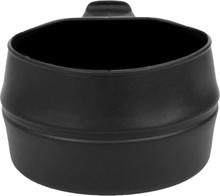 Wildo Fold-a-cup Retkeilytarvikkeet BLACK
