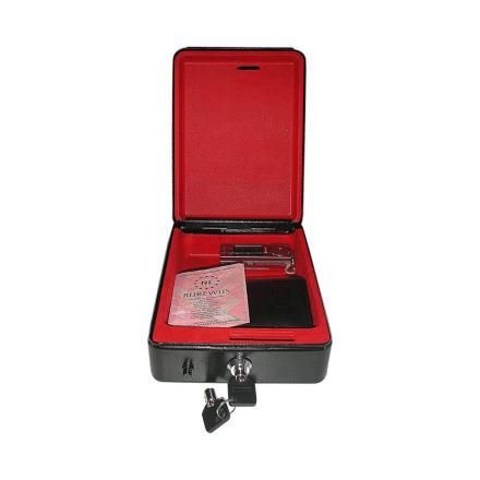 ProPlus Pro Plus Stål Pengeskab med Håndtag 225x165x85 mm
