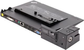Lenovo Notebook dockingstation (refurbished) H300861 Passer til mærkerne: Lenovo inkl. Kensington-lås