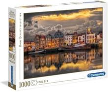 1000 pcs. High Color Collection DUTCH DREAMWORLD Lattia