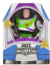 Toy Story Talande Buzz Lightyear