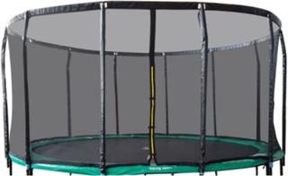 Sikkerhetsnett med stolper 4,3 m