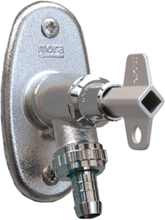 Mora 4316081V Vattenutkastare inbyggd backventil 500 mm