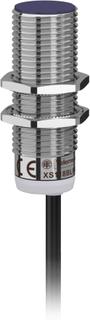 Schneider Electric Induktiv nærhedssensor M18 Flugter med PNP, lukker, Digital XS118BLPAL2