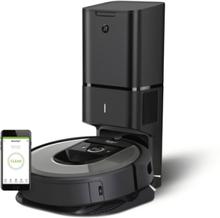 Irobot Roomba I7550+ Robotstøvsuger - Svart