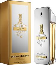 Paco Rabanne 1 Million Lucky EdT, 100 ml Paco Rabanne Parfym
