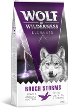 "Wolf of Wilderness ""Rough Storms"" - Duck - 12 kg"