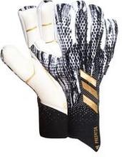 adidas Keeperhanske Predator 20 Pro Fingersave Inflight - Sort/Hvit/Gull