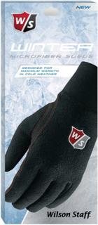 Wilson Polar Winter Glove-Black-Large