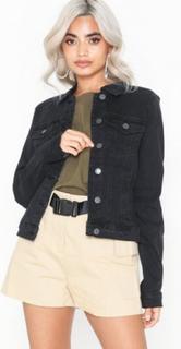 Vero Moda Vmhot Soya Ls Denim Jacket Mix Noos Jackor