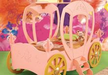 Prinsessevogn barneseng exclusive – Inkludert madrass
