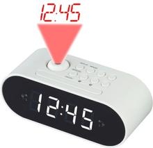 Denver CRP-717 Clock Radio Hvid