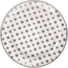Tallrik Laurie white 20,5 cm