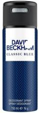 David Beckham Beckham Classic Blue D/S 150ml Aerosol Parfyme Transparent