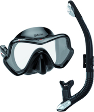 Mares Mask & Snorkelset (One Vision + Ergo Dry)