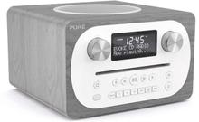 Pure Fm/Dab/Dab+ Evoke C-D4 Bluetooth Grå
