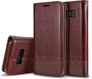 För Samsung Galaxy Note 8 N950 PU läder korthållare fodral fodral med snodd