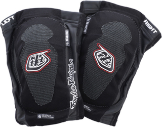 Troy Lee Designs KGS 5400 Knee Guard black S 2019 Knebeskyttere