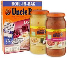 Grytbaser från Uncle Ben - 41% rabatt
